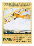 Aviation Poster  1922