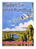 Deutsche Luft Hansa  1930S
