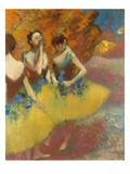 Degas: Dancers  C1891