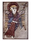 Book Of Kells: St Matthew