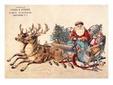 American Christmas Card