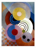 Delaunay: Rhythm  1946