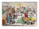 Cartoon: Vaccination  1802