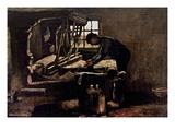 Van Gogh: Weaver  1884