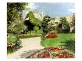 Caillebotte: Cottage  1882