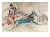 Assyrian King  730 BC