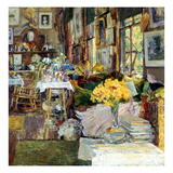 Room Of Flowers  1894