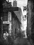 Scotland: Glasgow  1868