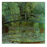 Monet: Waterlilies  1899