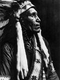 Curtis: Raven Blanket  1910