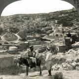 Nazareth  Palestine  C1920