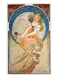 Mucha: Poster  1898