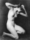 Nude Posing  C1910