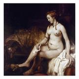 Rembrandt: Bathsheba  1654