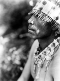 California: Pomo Man  C1924