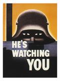 WWII: Propaganda Poster