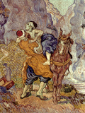 Van Gogh: Samaritan  1890