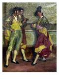 Zuloaga: Bullfighters