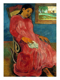 Gauguin: Reverie  1891