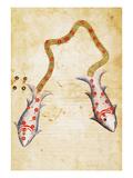 Zodiac: Pisces  C1350