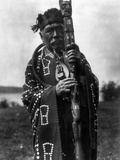 Kwakiutl Chief  C1914