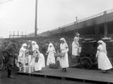 Red Cross: Canteen  C1918