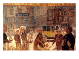 Bonnard: Place Clichy