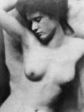 Reclining Nude  C1910