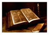 Van Gogh: Bible  1885