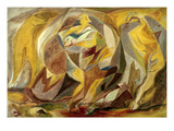 Masson: Horses  1932