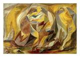Masson: Horses  1932