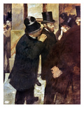Degas: Stock Exchange