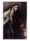 El Greco: St Thomas