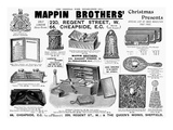 Mappin Brothers Ad  1895