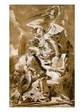 Tiepolo: Saint Jerome