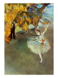 Degas: Star  1876-77
