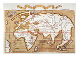 Waldseemuller: World Map