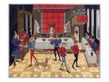 Banquet  15Th Century