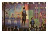 Seurat: La Parade