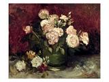Van Gogh: Roses  1886