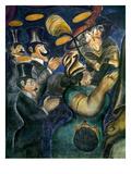 Orozco: Churchgoers  1926