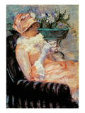 Cassatt: Cup Of Tea  1879