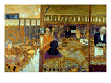 Bonnard: Cafe  1928