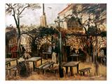 Van Gogh: Guingette  1886