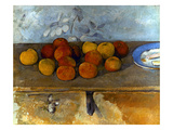 Cezanne: Apples &amp; Biscuits