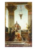 Moreau: King David