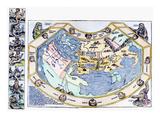 Ptolemaic World Map  1493