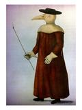 Plague Costume