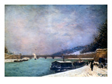 Gauguin: Seine  1875