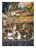Rivera: Pre-Columbian Life